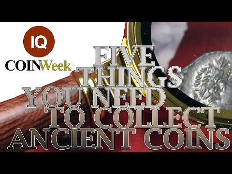 CoinWeek IQ: The Five Things You Need to Start Collecting Ancient Coins - Video: 4:00