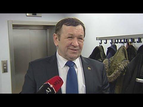 Kęstučio Pūko staigmena: prašo naikinti jo paties prašymą šalinti iš Seimo