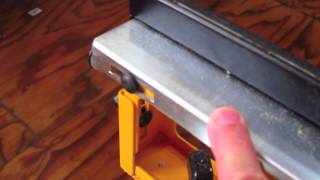 Dewalt Saw Stand Tips
