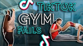 Best TikTok Gym Fails Compilation 2020 😂 Try Not To Laugh Challenge 😂 part 27