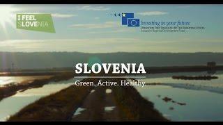 Invitation to Slovenia: Feel Slovenia