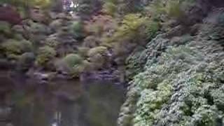 Portland Japanese Garden - Bridge