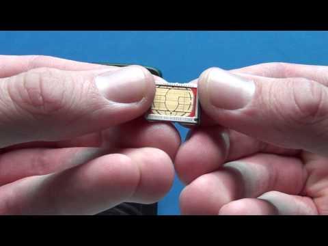 Google Nexus 4 - How to: Micro-SIM-Karte einführen