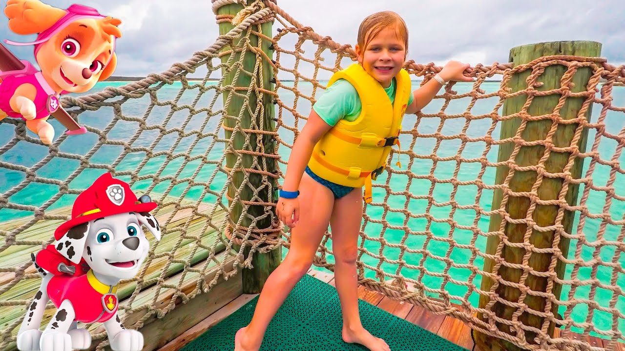 Download The Assistant's Paw Patrol Ocean Hunt for Chase and Rubble on Castaway Cay