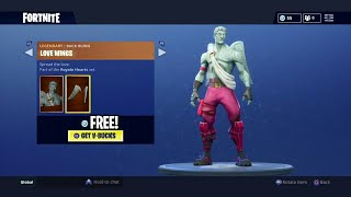 "Fortnite: Comment obtenir ""LOVE RANGER"" Skin For FREE! - (Fortnite Daily Item Shop 25 juillet)"
