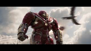 "Avengers Infinity War TV Spot ""War Machine Attacks"" HD (NEW) (2018) 