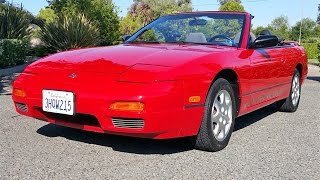 1993 Nissan 240sx SE Limited Edition for Sale