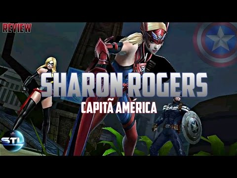 Full Review Sharon Rogers t2 - MARVEL Future Fight