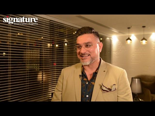 In conversation with Raza Beig, CEO - Splash, ICONIC & Landmark International