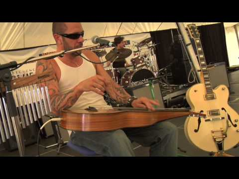 Mason Rack at Kitchener Blues Festival