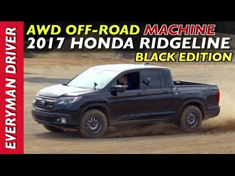 Honda Ridgeline Off Road >> Off Road Drive Test 2017 Honda Ridgeline Black Edition On Everyman Driver