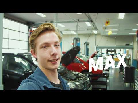 Opleidingsfilm Motorvoertuigentechniek