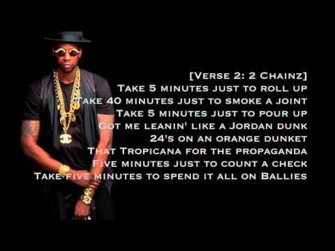 5 Minutes (Lyrics)- Kid Camp ft. 2 Chainz