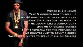 Скачать 5 Minutes Lyrics Kid Camp Ft 2 Chainz