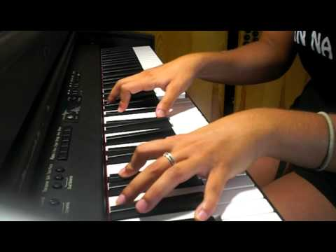That's How Strong My Love Is (piano Cover) Alicia Keys