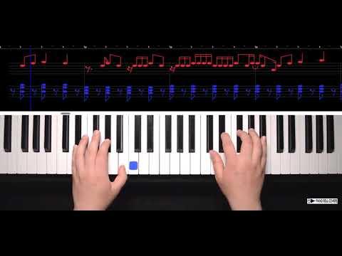 Ay Vamos - J. Balvin (Piano Cover Sheet Music)