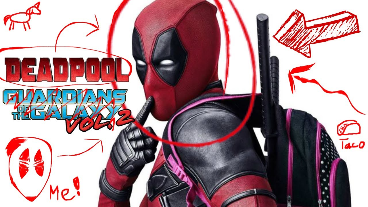 why deadpool and guardians - photo #23