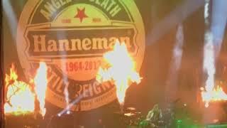 "SLAYER - ""Angel of Death"" Live @ Mohegan Sun Uncasville, CT 6/1/18"
