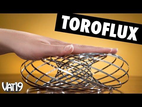 Meet Toroflux, the magical metal torus thumbnail
