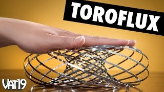 Meet Toroflux, the magical metal torus thumbnail