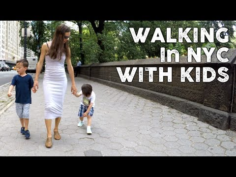 2f82da92114 10 Hours of Walking in NYC with Kids - YouTube
