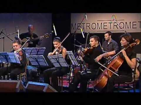 Dancing for the Queen of Bohemia - The Eldad Tarmu Chamber Jazz Ensemble live on STV, Bratislava