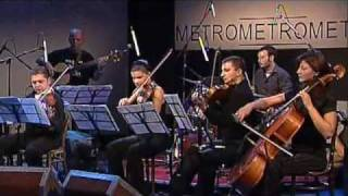 Dancing for the Queen of Bohemia - The Eldad Tarmu Chamber Jazz Ensemble live on STV, Bratislava
