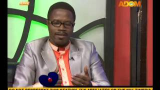 Odo Ahomaso on Adom TV (21-5-16)