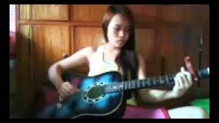 (Fingerstyle!!!) My Heart Will Go On on Guitar- Jenny