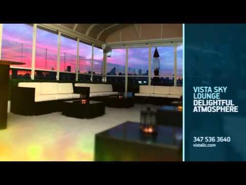 Vista Skylounge & Penthouse Ballroom