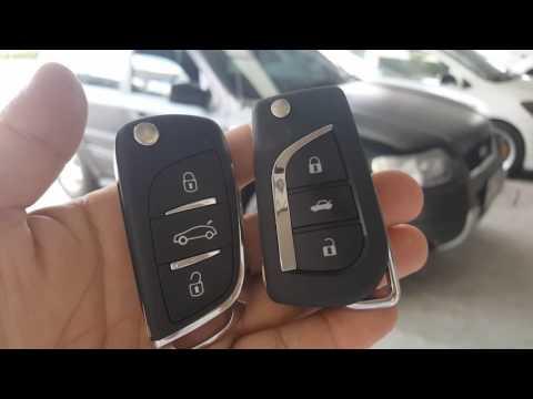 กุญแจพับรีโมทฝังชิฟ/Ford เอสเคป/น้าแด่ม081-2811259