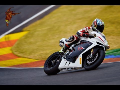 2013 MV Agusta F4 and F4 RR Full Review from Valencia with TOR