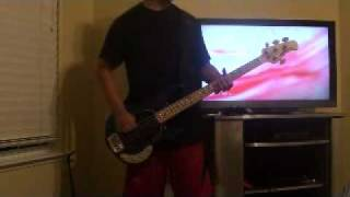 TOOL - Jambi bass cover