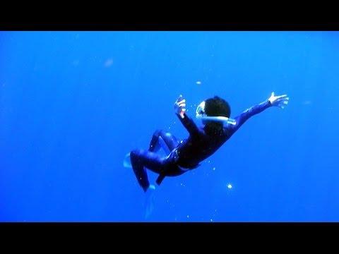 Snorkeling & Skin Diving @ Ogasawara, Tokyo Japan
