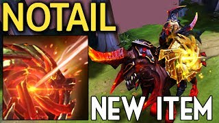 New Item Golden | Chaos Knight Rush Heart by Notail Dota 2