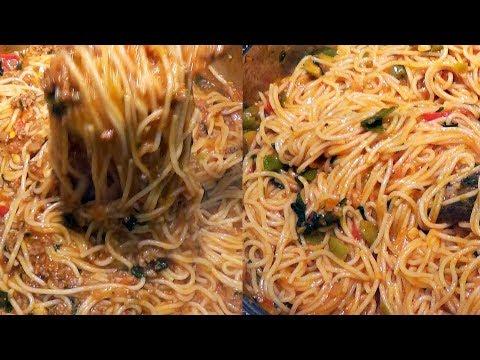 2-recettes-de-spaghettis-avec-un-résultat-surprenant-!!!