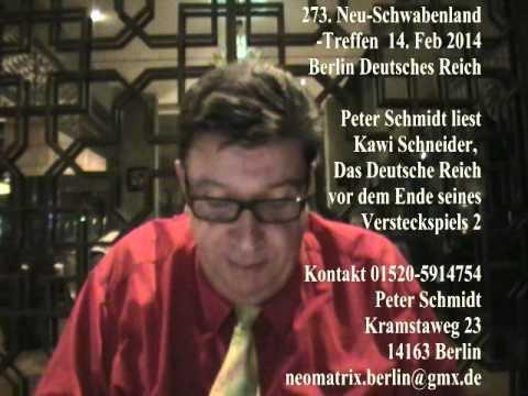 Das Deutsche Reich vor dem Ende seines Versteckspiels 2, 273. Neuschwabenlandtreffen 14.02.2014 2v2