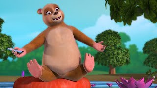 The Bear and Monkey Song   Bengali Rhymes for Children   Infobells