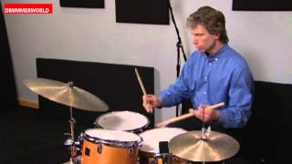 John Riley Drum Clinic: CLASSIC SOLO PHRASES: MAX ROACH Triplet Phrase