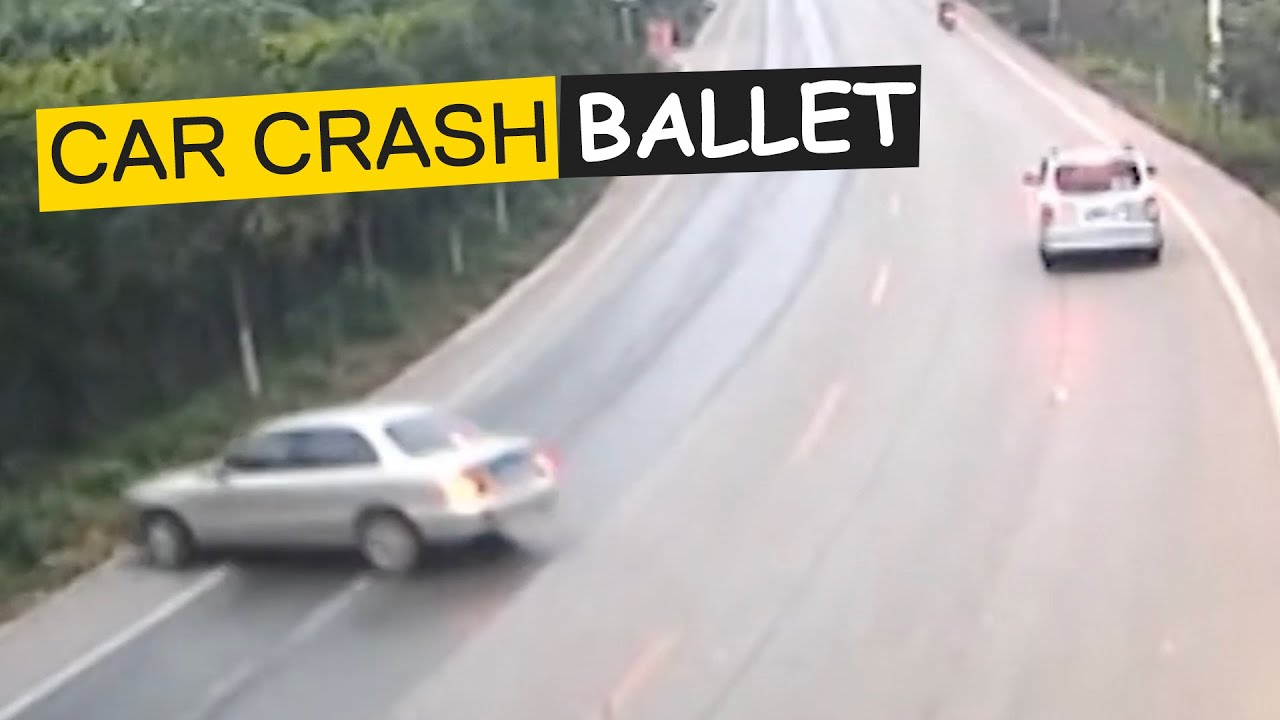 CAR CRASH BALLET - YouTube