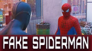 SPIDER-MAN MEETS THE FAKE SPIDER-MAN (SIDE MISSION)