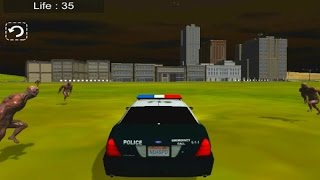 Awful PC Games: 3D Police Car Driver Simulator Review