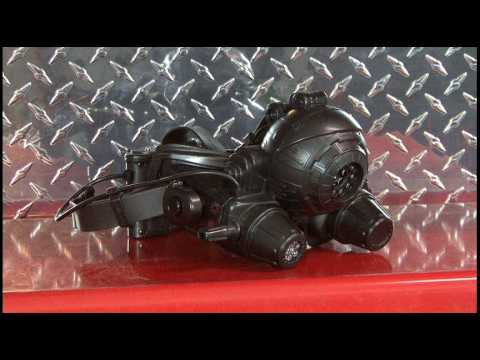 GVR - Eyeclops NightVision Infrared Stealth Goggles