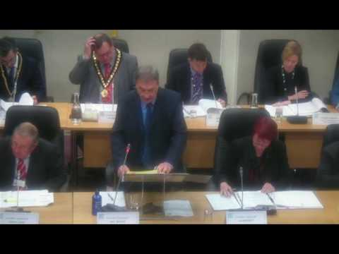 Vale of Glamorgan Council - Special Council - Cardiff capital region city deal proposal 09 Feb 2017