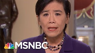 Rep. Judy Chu: Trump Policy Has Children 'Scared For Their Lives' | The Beat With Ari Melber | MSNBC
