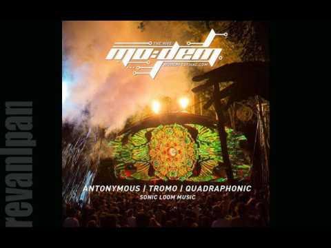 Dark Momento Demento ANTONYMOUS TROMO QUADRAPHONIC Mo Dem Festival 2017   The Hive Artists