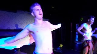 We Became MALE STRIPPERS (Magic Mike) | Yes Theory