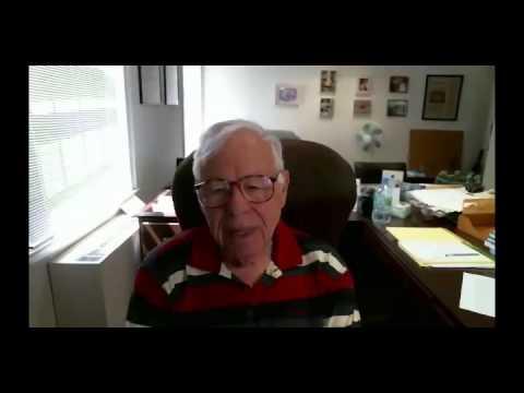 Chris Argyris Lifetime Achievement Award Interview