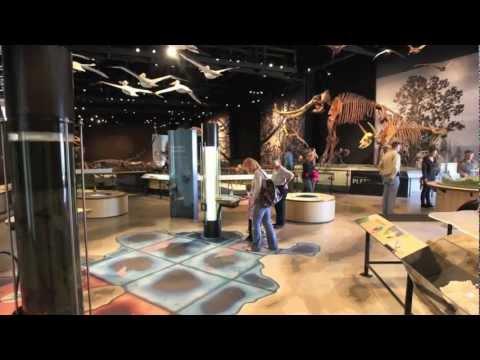 Natural History Museum of Utah - Rio Tinto Center at the University of Utah