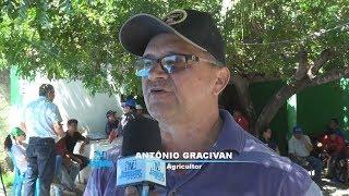 Iguatu - Antônio Gracivan ressalta sua satisfeito com os resultados do Dia de Campo Betânia